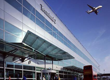 photo of Heathrow Terminal 2